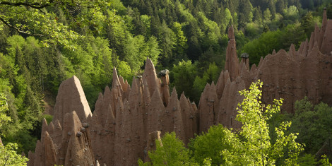 The Earth Pyramids